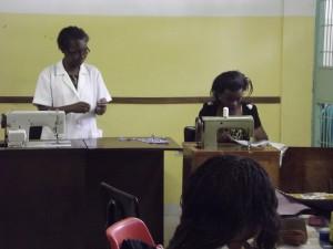 In de vrije perioden worden sinds kort verschillende beroepsactiviteiten aangeboden.